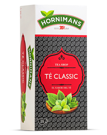 Packaging Hornimans Te Chai Ultra Intenso  Envase Hornimans Te Chai Ultra Intenso Caja Hornimans Te Chai Ultra Intenso